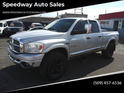 2008 Dodge Ram Pickup 1500 for sale at Speedway Auto Sales in Yakima WA