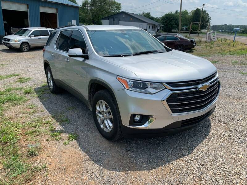 2020 Chevrolet Traverse for sale at Cristians Auto Sales in Athens TN