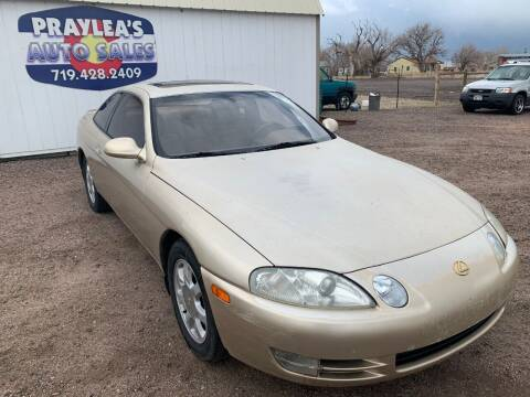 1996 Lexus SC 400 for sale at Praylea's Auto Sales in Peyton CO