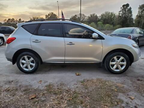2010 Nissan Murano for sale at Area 41 Auto Sales & Finance in Land O Lakes FL