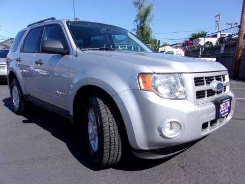 2010 Ford Escape Hybrid for sale at Delta Auto Sales in Milwaukie OR