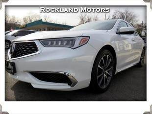 2018 Acura TLX for sale at Rockland Automall - Rockland Motors in West Nyack NY