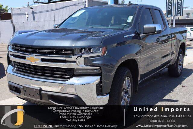 2019 Chevrolet Silverado 1500 for sale in San Jose, CA