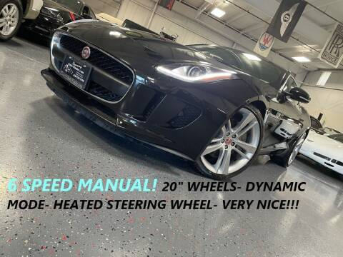 2016 Jaguar F-TYPE for sale at Luxury Auto Finder in Batavia IL