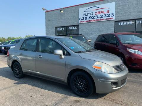 2009 Nissan Versa for sale at Auto Deals in Roselle IL