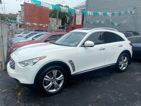 2009 Infiniti FX35 for sale at MG Auto Sales in Pittsburgh PA