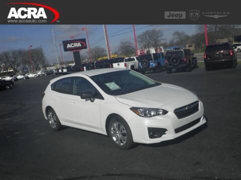 2019 Subaru Impreza for sale at BuyRight Auto in Greensburg IN