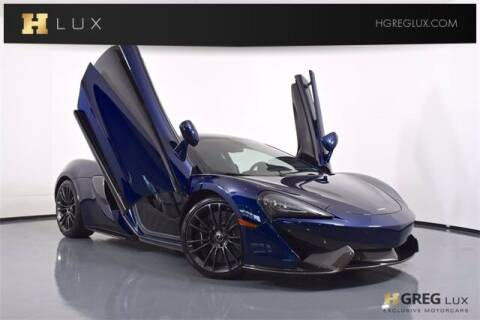 2016 McLaren 570S for sale at HGREG LUX EXCLUSIVE MOTORCARS in Pompano Beach FL