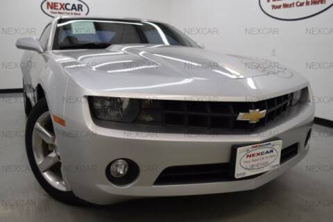 2010 Chevrolet Camaro for sale at Houston Auto Loan Center in Spring TX