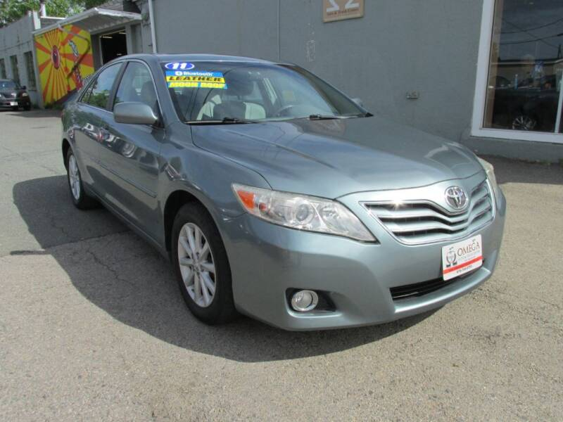 2011 Toyota Camry for sale at Omega Auto & Truck Center, Inc. in Salem MA