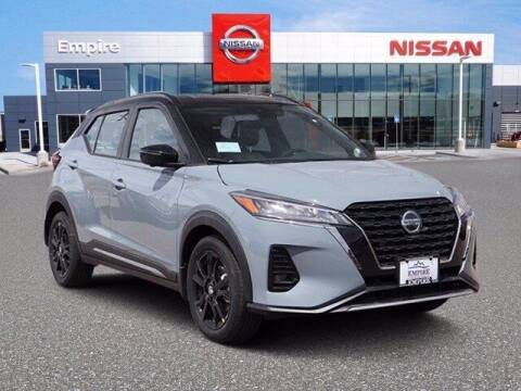 2021 Nissan Kicks for sale at EMPIRE LAKEWOOD NISSAN in Lakewood CO