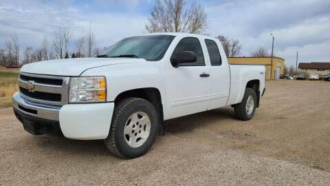 2009 Chevrolet Silverado 1500 for sale at Sinner Auto in Waubay SD