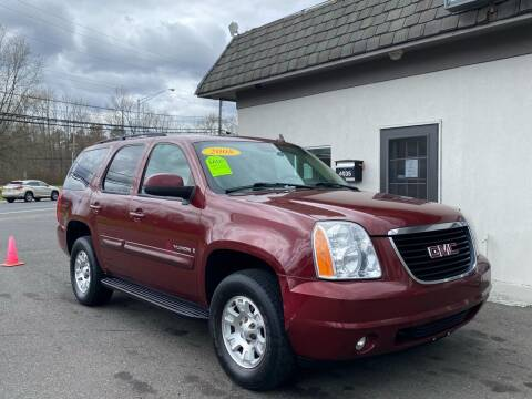 2008 GMC Yukon for sale at Vantage Auto Group in Tinton Falls NJ