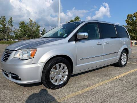 2011 Chrysler Town and Country for sale at Louisiana Truck Source, LLC in Houma LA