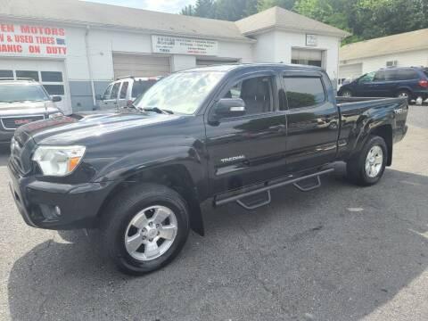 2014 Toyota Tacoma for sale at Driven Motors in Staunton VA
