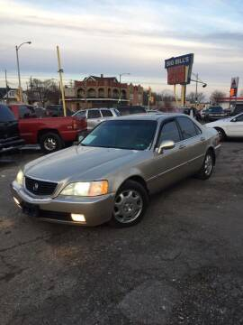 1999 Acura RL for sale at Big Bills in Milwaukee WI