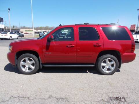 2014 Chevrolet Tahoe for sale at West TN Automotive in Dresden TN