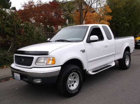 2000 Ford F-150 for sale at Eastside Motor Company in Kirkland WA