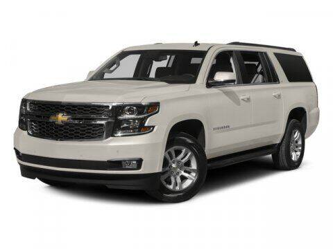 2015 Chevrolet Suburban for sale at STG Auto Group in Montclair CA