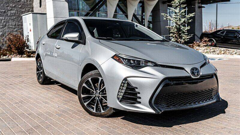 2017 Toyota Corolla for sale at MUSCLE MOTORS AUTO SALES INC in Reno NV