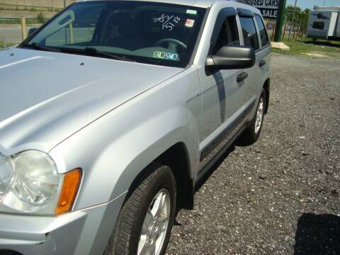 2005 Jeep Grand Cherokee for sale at Branch Avenue Auto Auction in Clinton MD