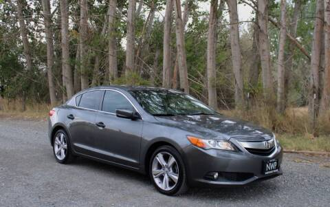 2013 Acura ILX for sale at Northwest Premier Auto Sales in West Richland WA
