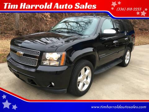 2008 Chevrolet Tahoe for sale at Tim Harrold Auto Sales in Wilkesboro NC