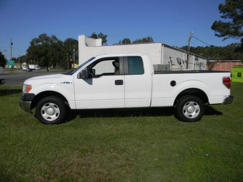 2009 Ford F-150 for sale at SeaCrest Sales, LLC in Elizabeth City NC