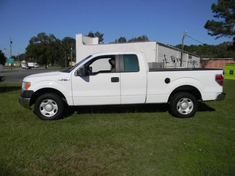 2009 Ford F-150 for sale at SeaCrest Sales, LLC in Elizabeth City NC