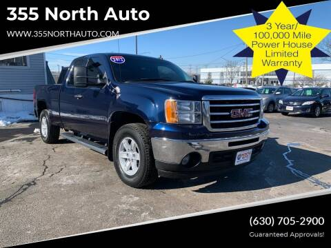 2012 GMC Sierra 1500 for sale at 355 North Auto in Lombard IL