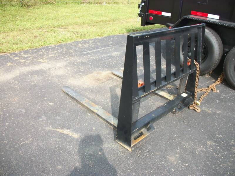 42 inch Pallet Forks for sale at Classics Truck and Equipment Sales in Cadiz KY