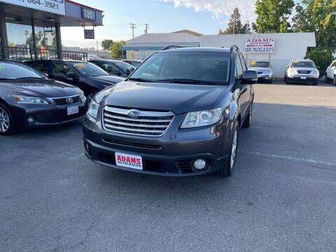 2008 Subaru Tribeca for sale at Adams Auto Sales in Sacramento CA