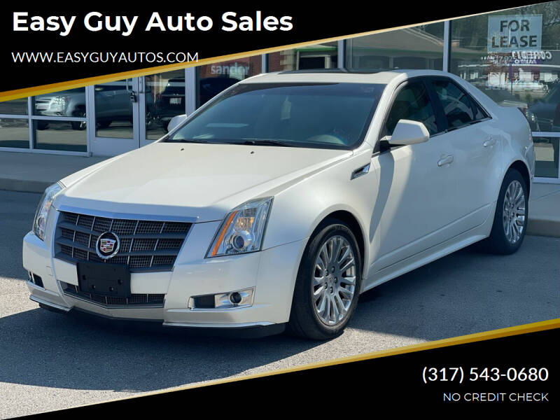 2011 Cadillac CTS for sale at Easy Guy Auto Sales in Indianapolis IN
