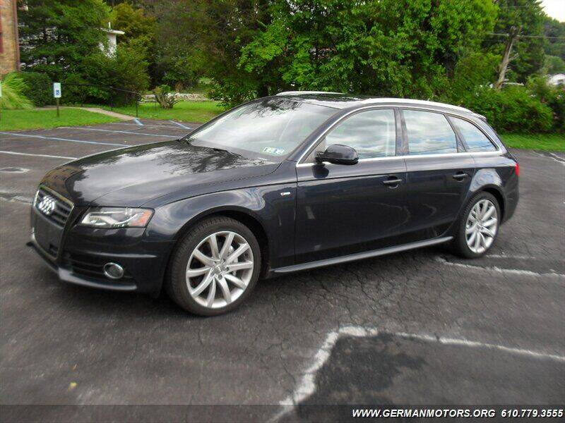 2012 Audi A4 for sale at Mair's Continental Motors in Reading PA