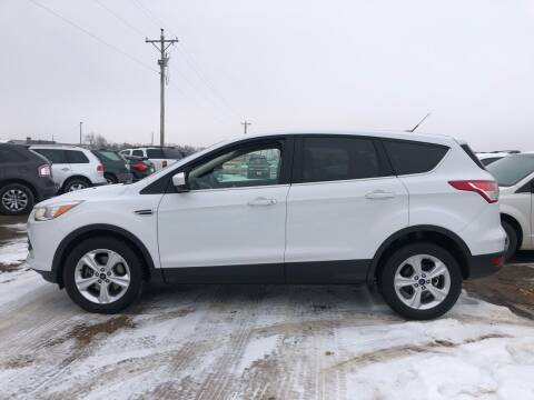 2016 Ford Escape for sale at TnT Auto Plex in Platte SD