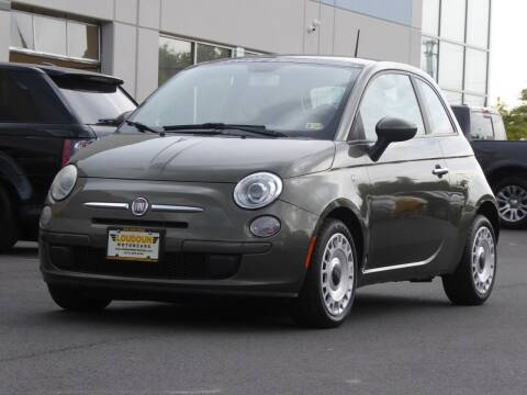2012 FIAT 500 for sale at Loudoun Motor Cars in Chantilly VA