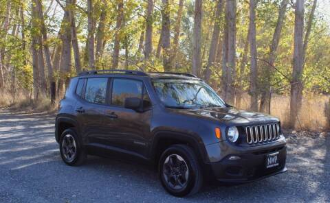 2016 Jeep Renegade for sale at Northwest Premier Auto Sales in West Richland WA