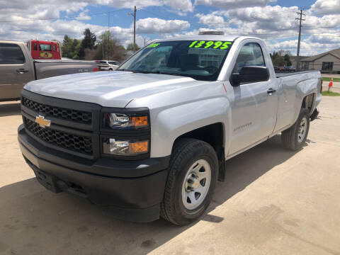 2015 Chevrolet Silverado 1500 for sale at Don's Sport Cars in Hortonville WI