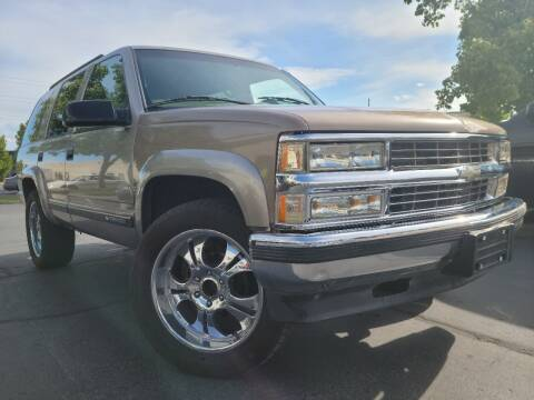 2000 Chevrolet Tahoe for sale at All-Star Auto Brokers in Layton UT