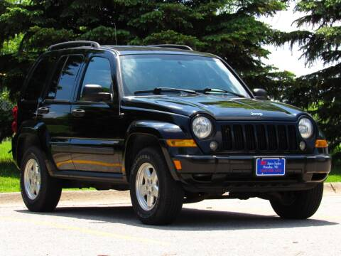 2007 Jeep Liberty for sale at NY AUTO SALES in Omaha NE