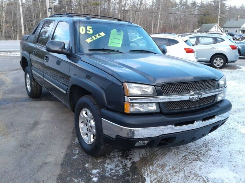 2005 Chevrolet Avalanche for sale at Quest Auto Outlet in Chichester NH