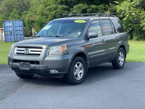 2007 Honda Pilot for sale at Rock 'n Roll Auto Sales in West Columbia SC