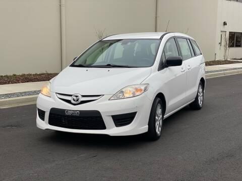 2010 Mazda MAZDA5 for sale at Washington Auto Sales in Tacoma WA