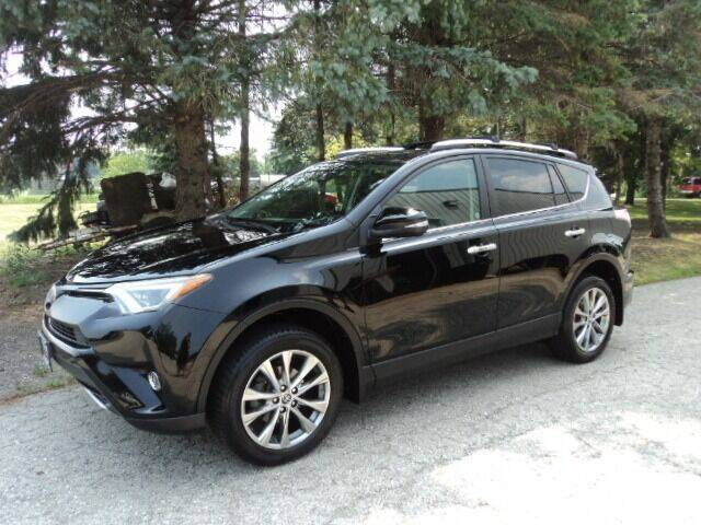 2016 Toyota RAV4 for sale at HUSHER CAR COMPANY in Caledonia WI