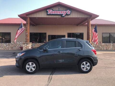 2020 Chevrolet Trax for sale at Tommy's Car Lot in Chadron NE