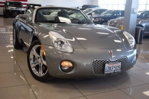 2006 Pontiac Solstice for sale at Legend Auto in Sacramento CA