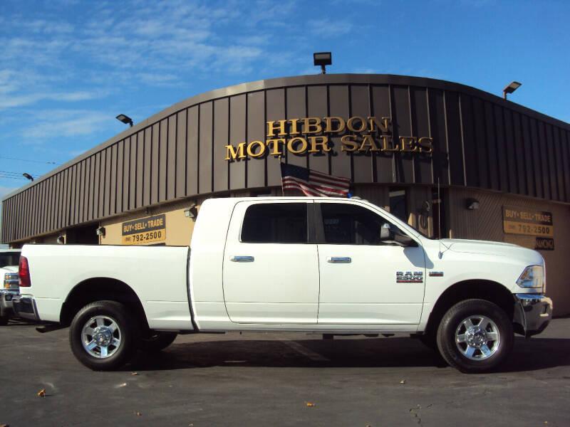 2013 RAM Ram Pickup 2500 for sale at Hibdon Motor Sales in Clinton Township MI