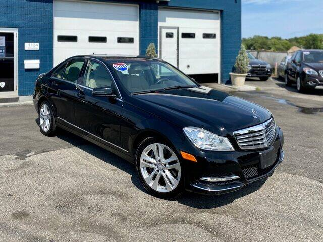 2014 Mercedes-Benz C-Class for sale at Saugus Auto Mall in Saugus MA