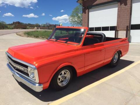 1969 Chevrolet Blazer for sale at Haggle Me Classics in Hobart IN