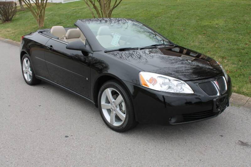 2006 Pontiac G6 for sale at KEEN AUTOMOTIVE in Clarksville TN